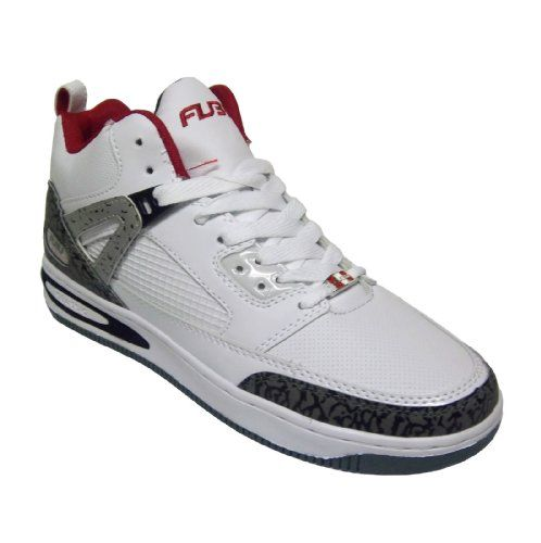 Fubu Wrath Men's Basketball Shoes « Impulse Clothes