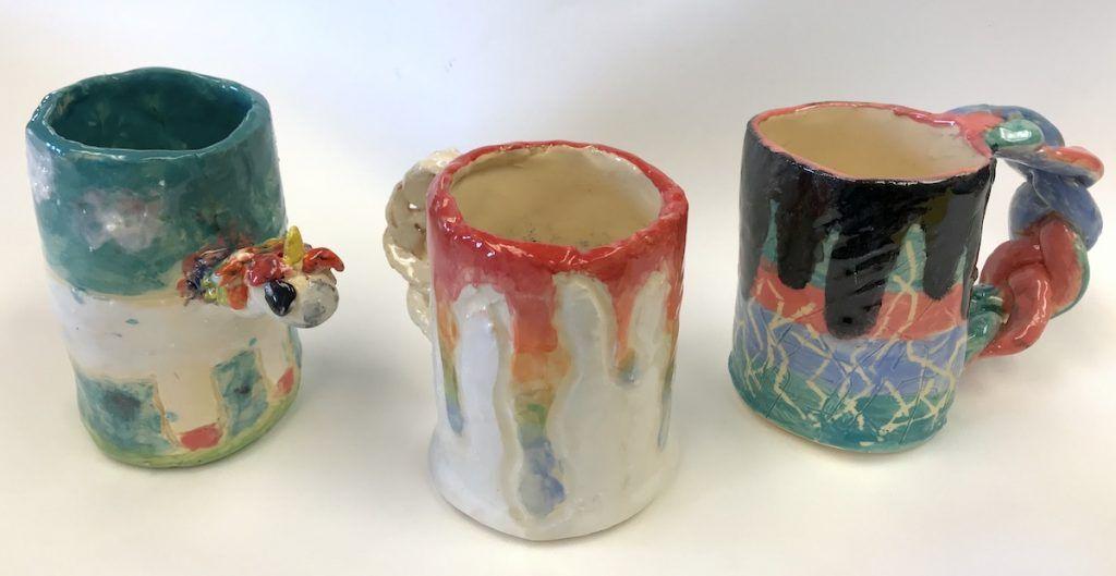 6 Different Ways To Use Underglazes With Ceramics Ceramics Principles Of Art Clay