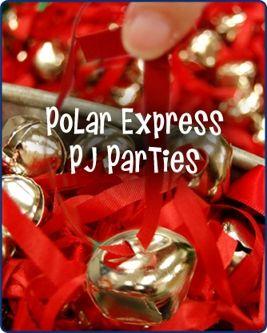 love it! Myson loves Polar Express!