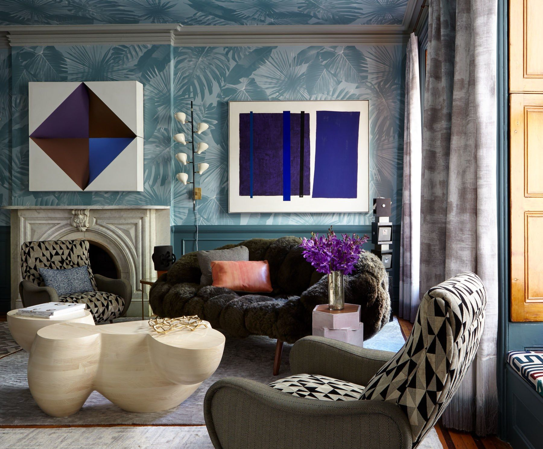 How Brooklyn Designers Created a Historic Townhouse