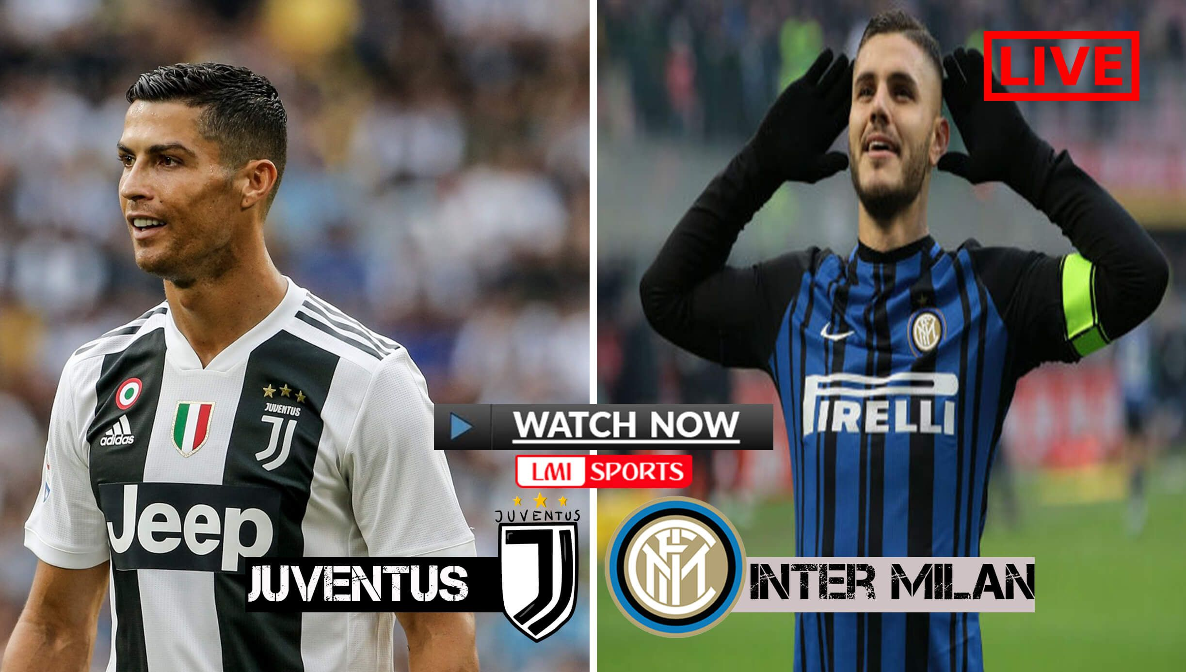 Juventus vs Inter Milan Live Stream Reddit Soccer Streams