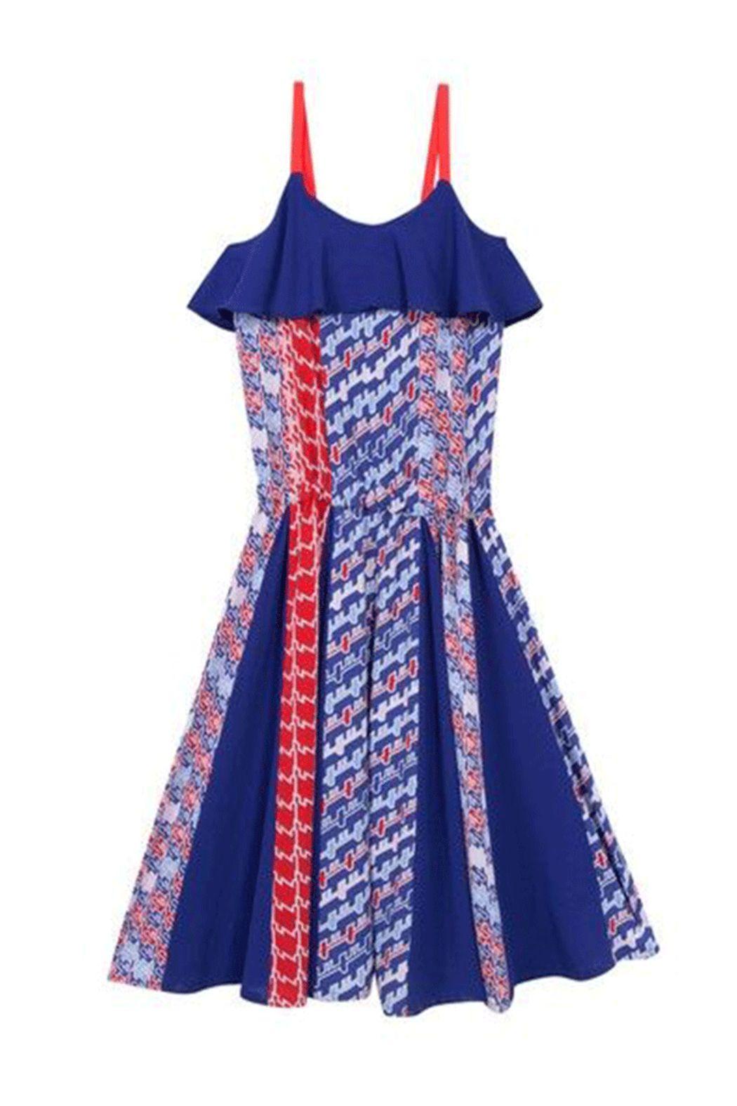 1f7e30fe30 Kenzo Balzane Print Dress from New York City by Mon Petit