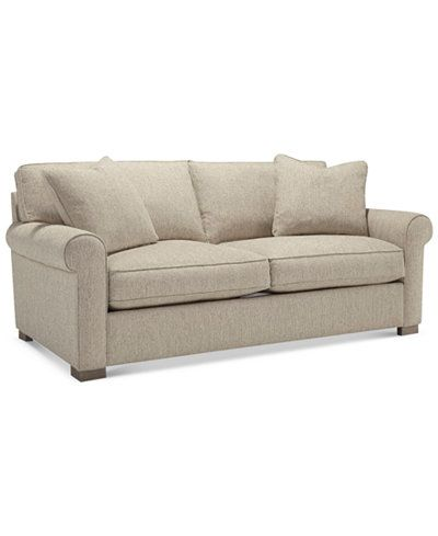kelly ripa camley oversized apartment sofa only at macy s rh pinterest com