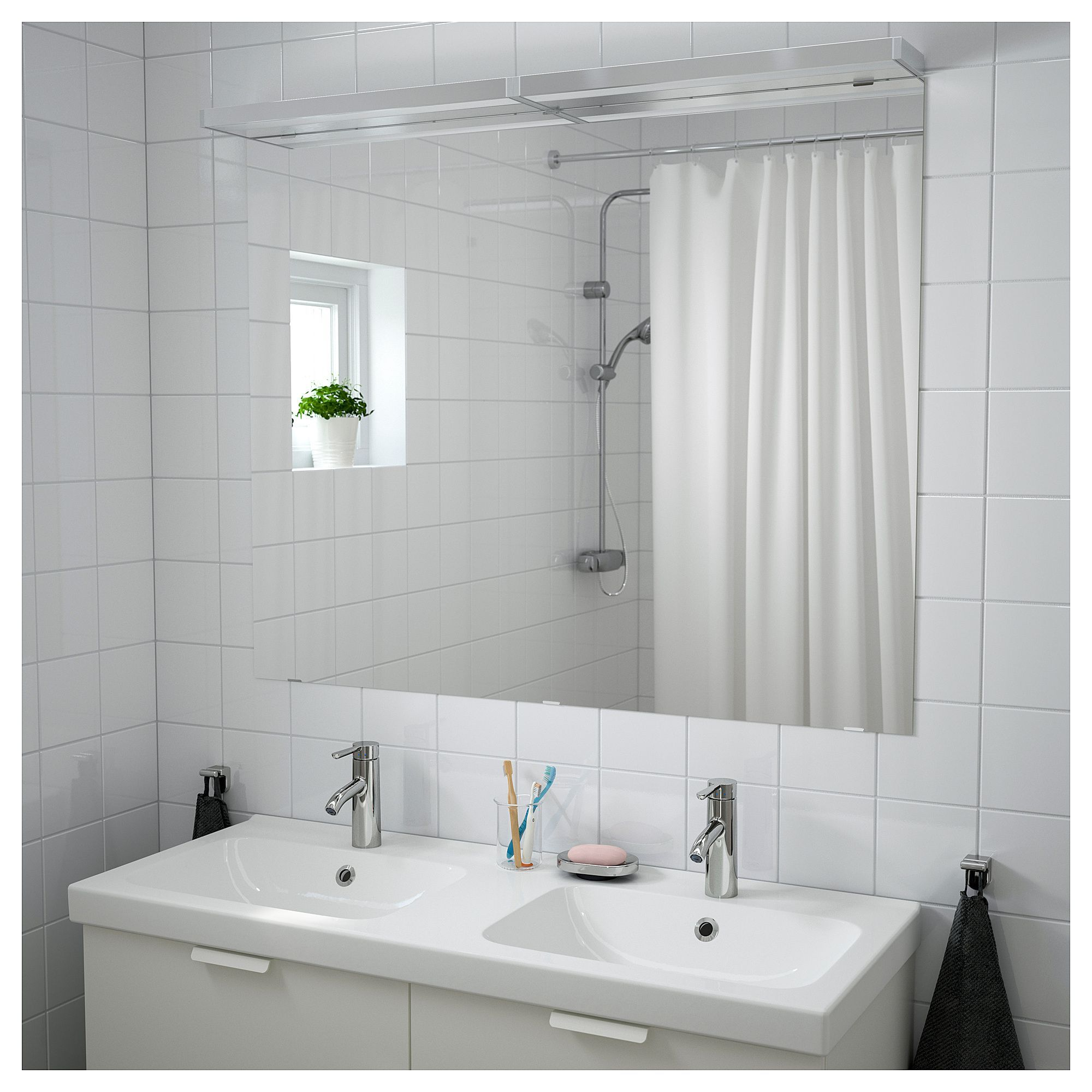 godmorgon mirror in 2018 framed bathroom mirrors ikea bathroom rh pinterest com