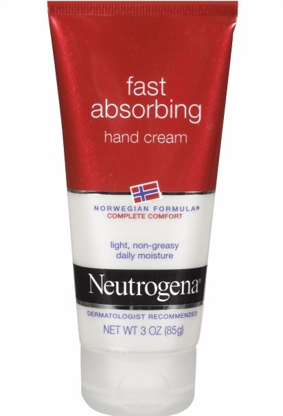 Neutrogena Norwegian Formula Fast Absorbing Hand Cream Review Neutrogena Skin Care Moisturizer Hand Cream