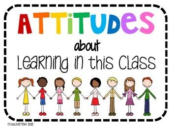 POSTERS Attitudes About Learning - Positive Classroom Norm