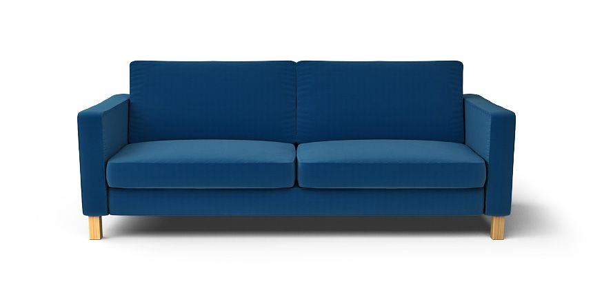 karlstad 3 seater sofa cover home decor living 2 seater sofa 3 rh pinterest com