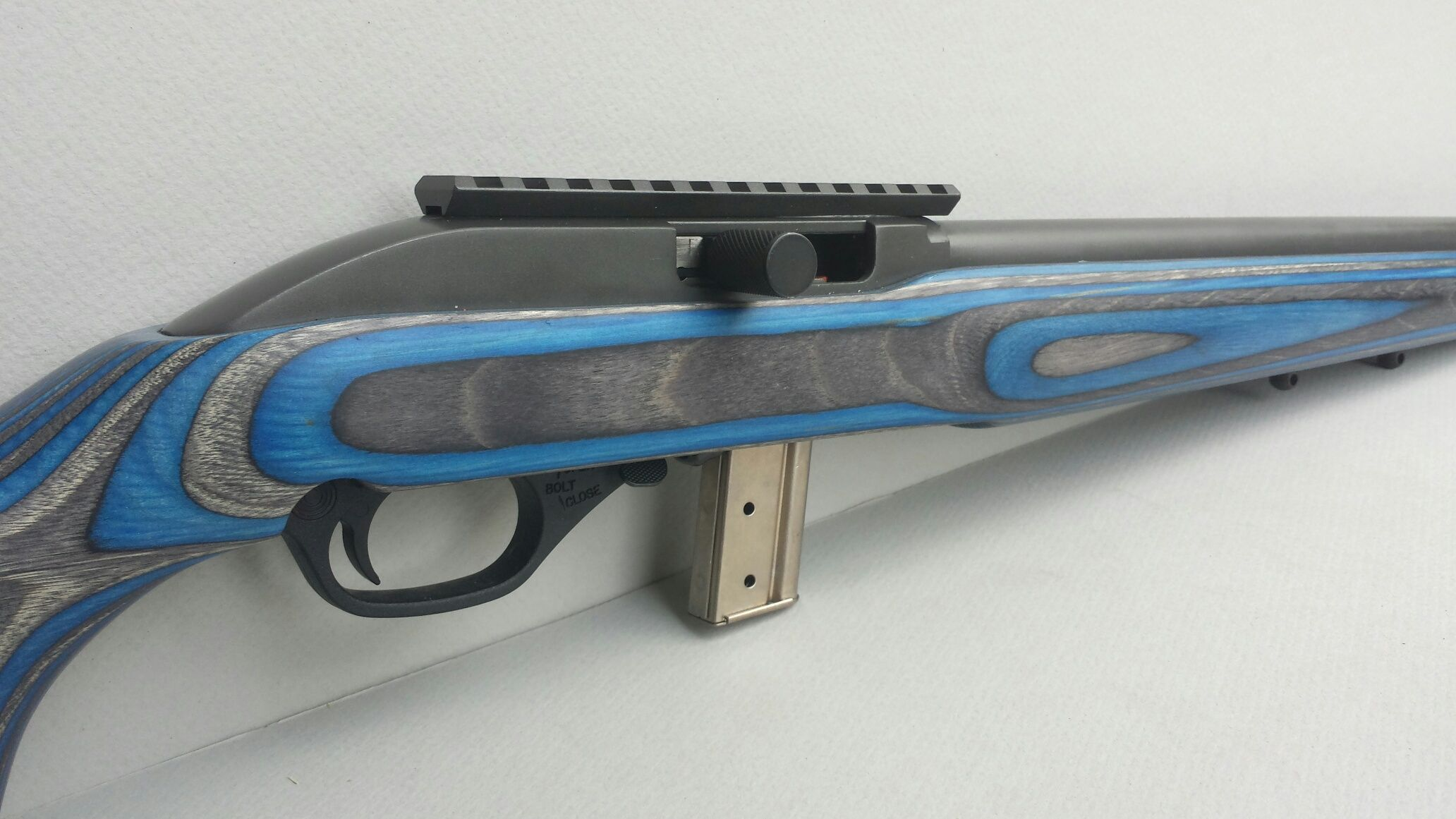 Click image above to buy custom built marlin 795 titanium target 22
