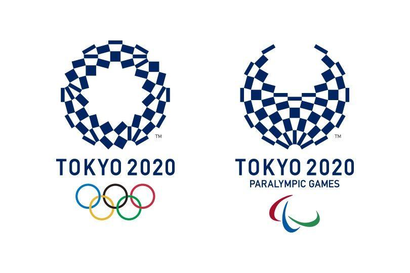 Este Es El Nuevo Logo De Los Juegos Olímpicos De Tokio 2020 Juegos Olimpicos Logo Del Juego Tokio