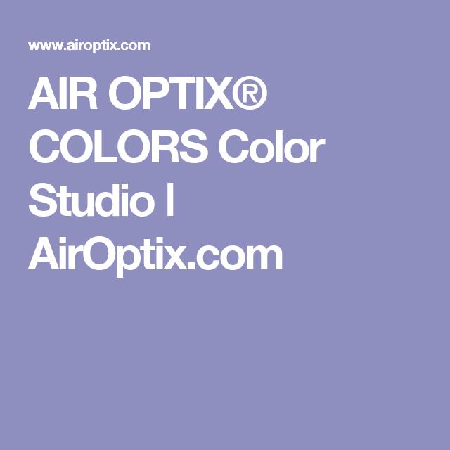9ad1b9bf79 AIR OPTIX® COLORS Color Studio ǀ AirOptix.com