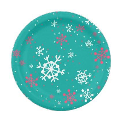 Christmas Themed Paper Plates 7  - paper gifts presents gift idea customize  sc 1 st  Pinterest & Christmas Themed Paper Plates 7