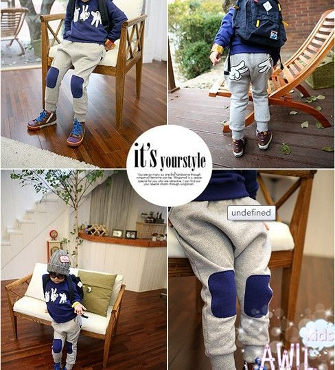 Free Shipping 2013new Arrivel 100 Cotton Rock Paper Scissors Kids Clothing Set Korean Style Set T Shirt Pants 2 Col Kids Outfits Outfit Sets Korean Fashion