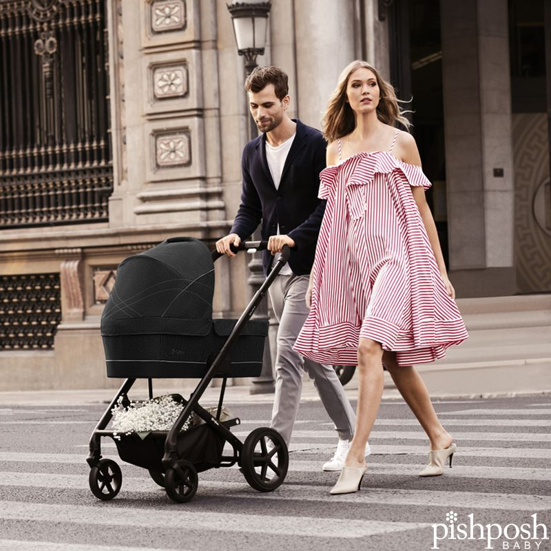 From cybex_global comes the BALIOS S stroller a