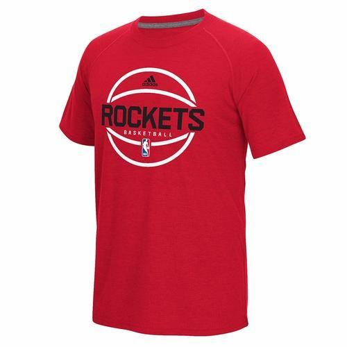 Adidas Houston Rockets NBA Men Red