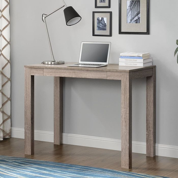 altra parsons writing desk with drawer reviews wayfair my rh pinterest ch