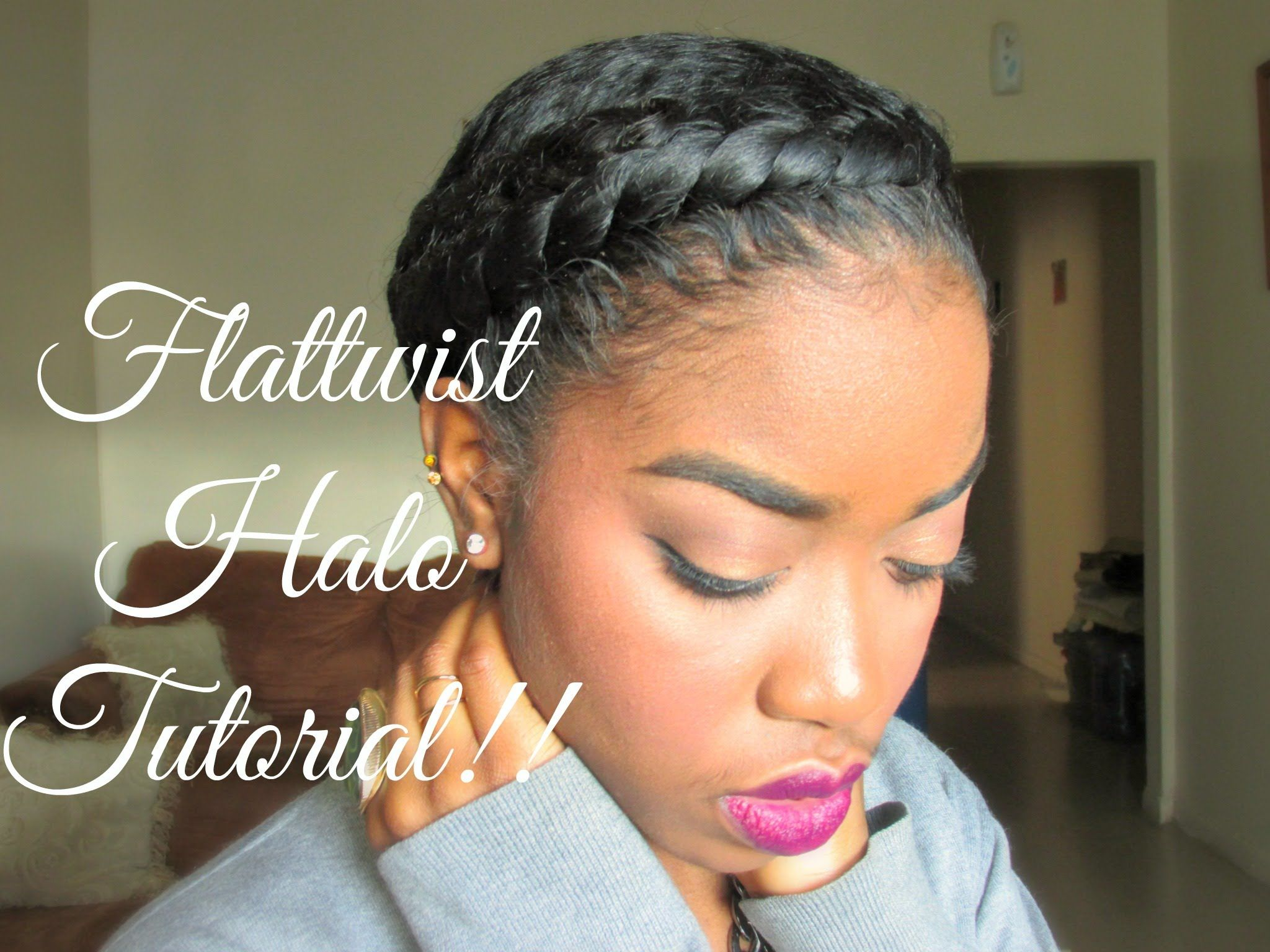 Strange 1000 Images About Halo Braids On Pinterest Protective Styles Short Hairstyles For Black Women Fulllsitofus