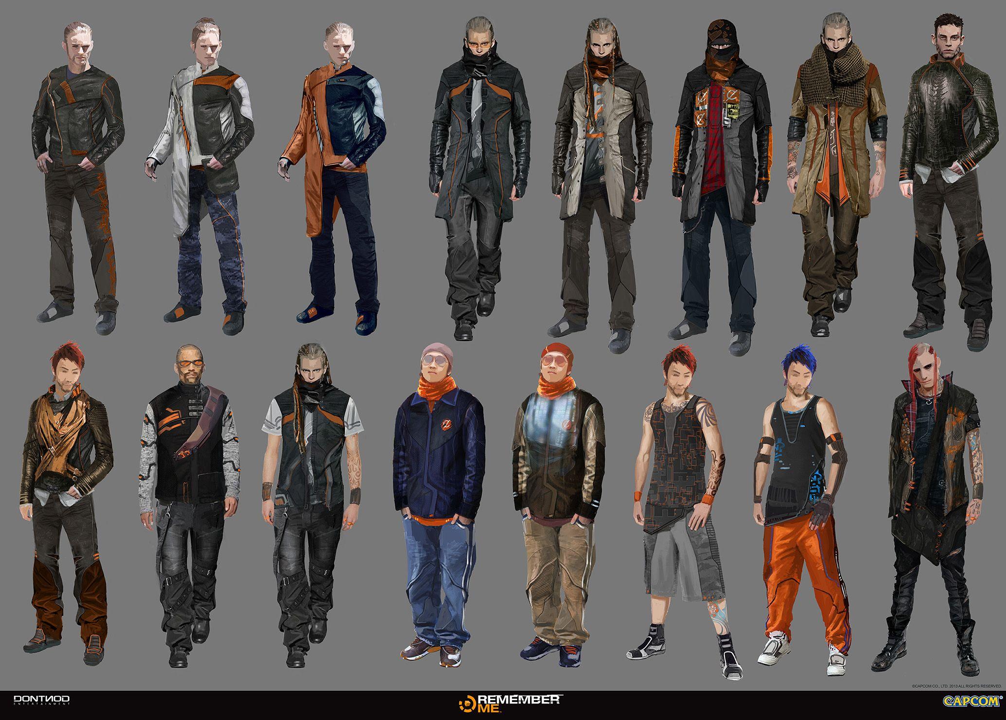 Character Design Concept : Characters character art pinterest deviantart sci