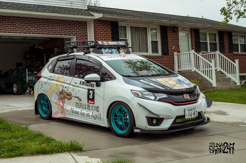 Image Result For Honda Fit Roof Rack