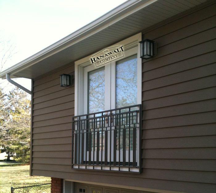 House & Guard raid Aluminum | Patio Door Barrier Railing | Pinterest ...
