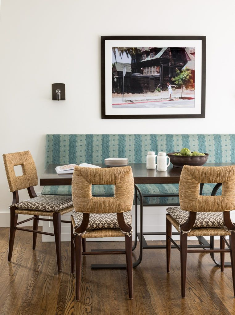 Jute Home Hillsborough Dining NookDining Room