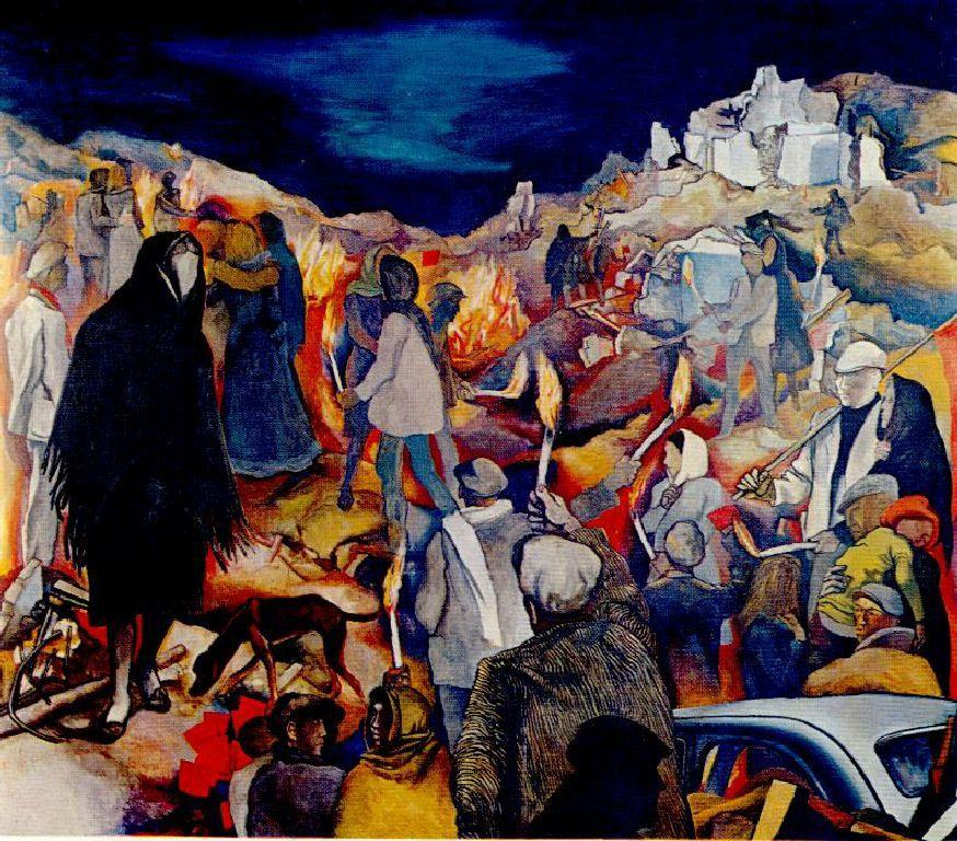 Renato Guttuso, un pittore realista