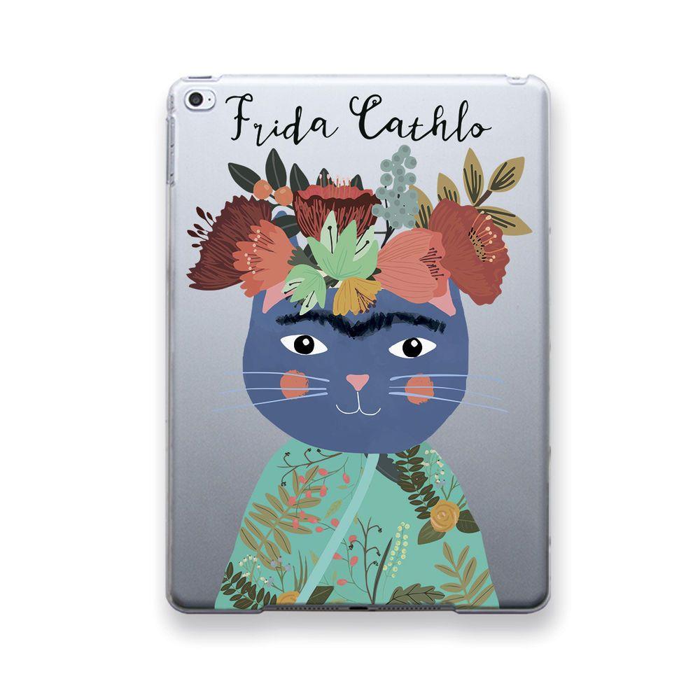 Frida cathla art design case smart cover apple ipad air