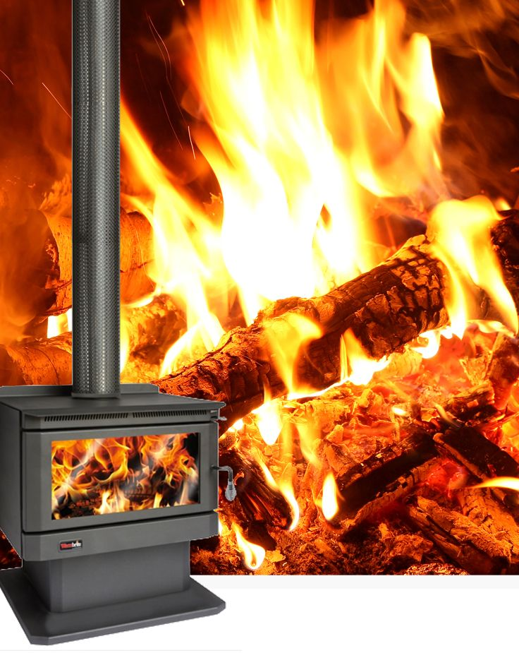 Nothing beats the look and feel of an open fire. Check out