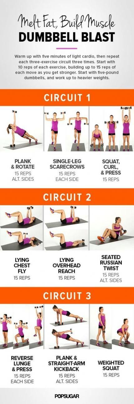39 ideas fitness training program build muscle #fitness #training