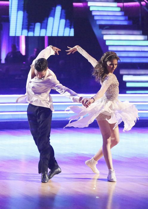 Zendaya Dancing With The Stars Outfit Val Chmerkovski...