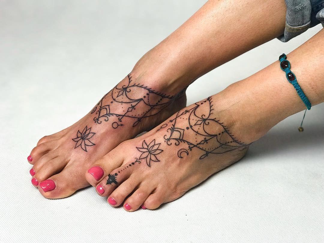 dee021938 Cute Foot Tattoo Ideas for Women – Designs & Meanings 2019 tattoos,tattoos  for women,tattoos for guys,tattoos for women small,tattoos for women half  sleeve ...
