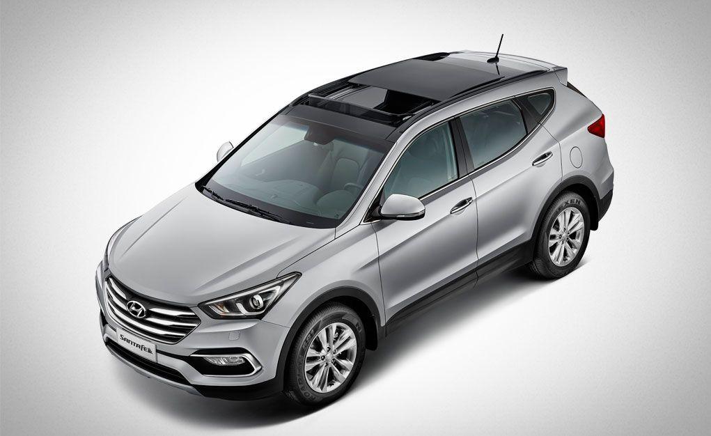 Novo Hyundai Santa Fe 2020 Fotos Preco Ficha Tecnica Itens