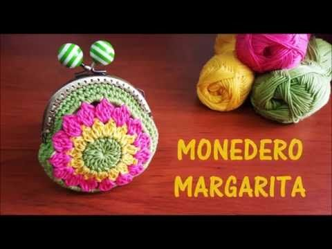 Hermosos monederos tejidos a crochet 2016-2017 - YouTube ideias 2