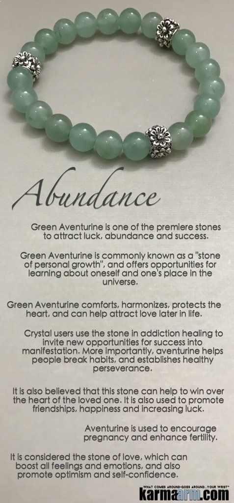Reiki Symbols Yoga Bracelets Reiki Healing Bracelets Green