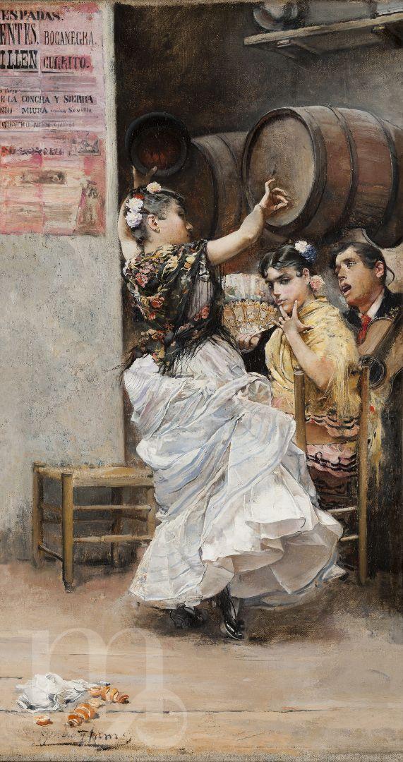 78 Ideas De Obras Del Museo De Bellas Artes De Sevilla Bellas Artes Arte Museos