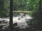chimney tops trail bridge chimney tops trail bridge This image has get 0 repins Author Image Builders