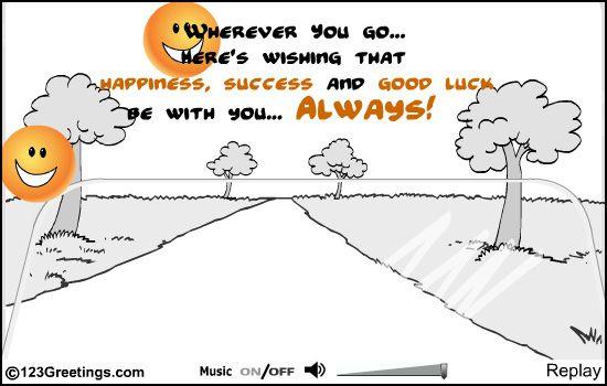 Farewell card Inspirational Pins Pinterest - free farewell card template