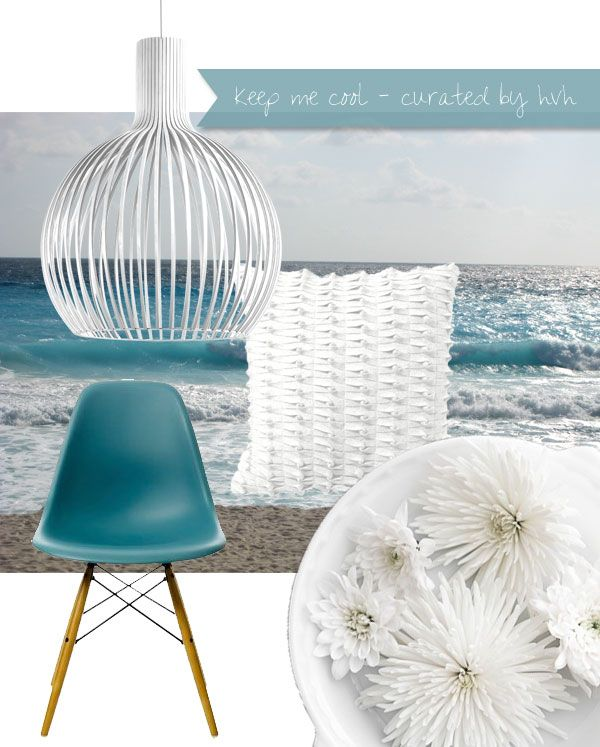 HvH Interiors: Keep Me Cool - Moodboard Monday
