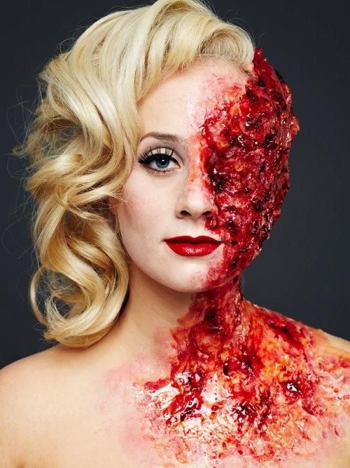 My kind of lady Sort of Disfraces! Pinterest Maquillaje