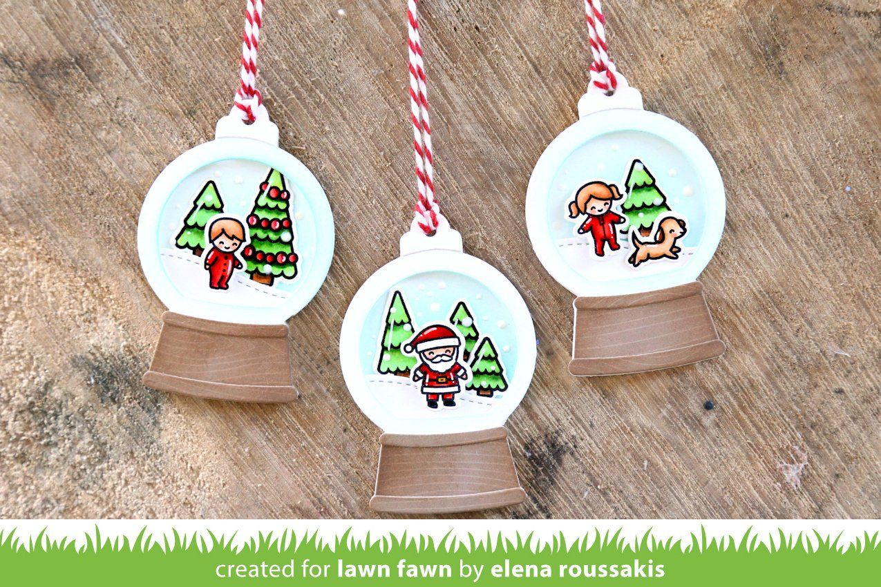 Lawn Fawn Tiny Christmas에 대한 이미지 검색결과