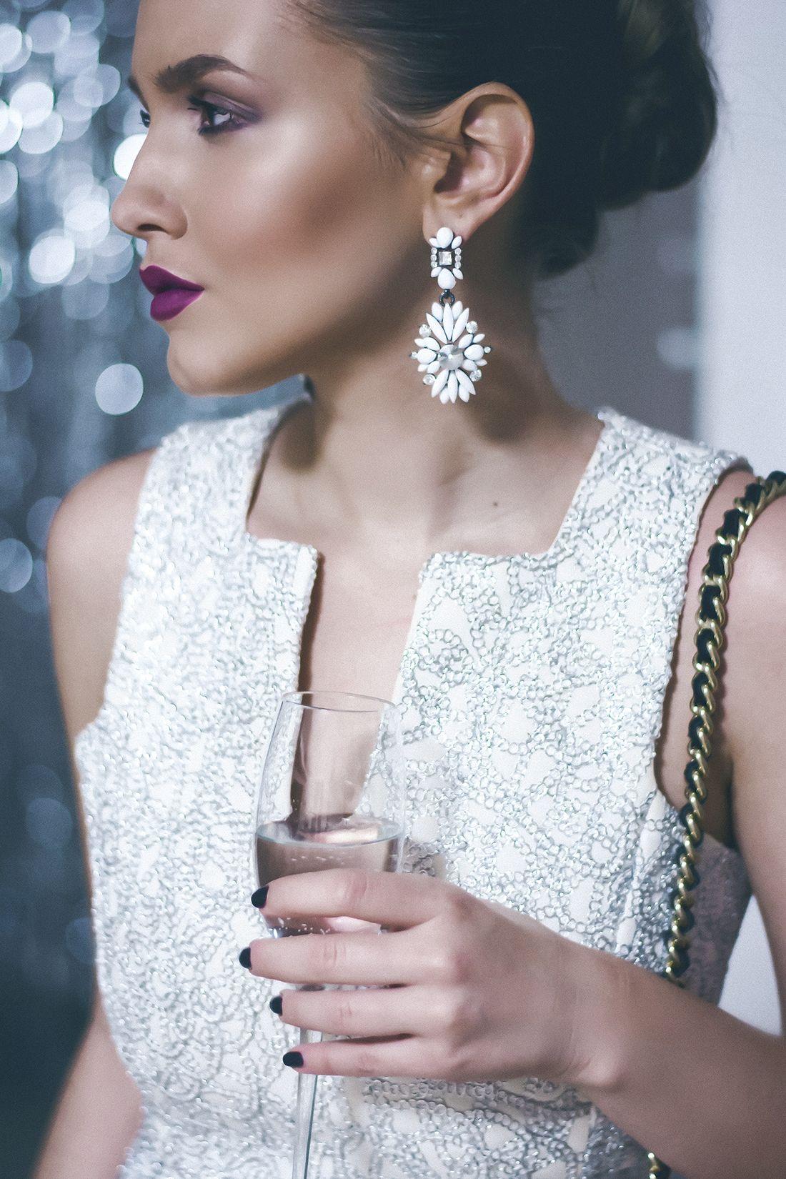 Silvester in weiß - die schönsten Partykleider  ::: EVENTS Party