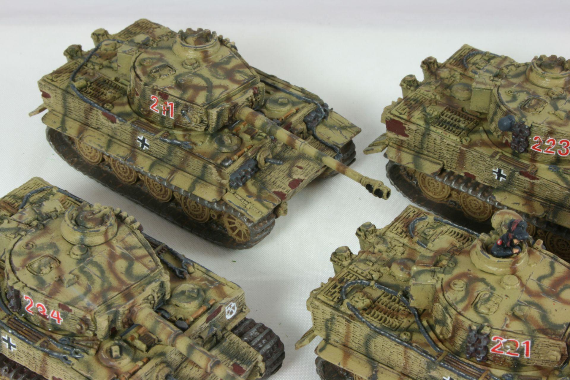 Покраска моделей танков фото камуфляж