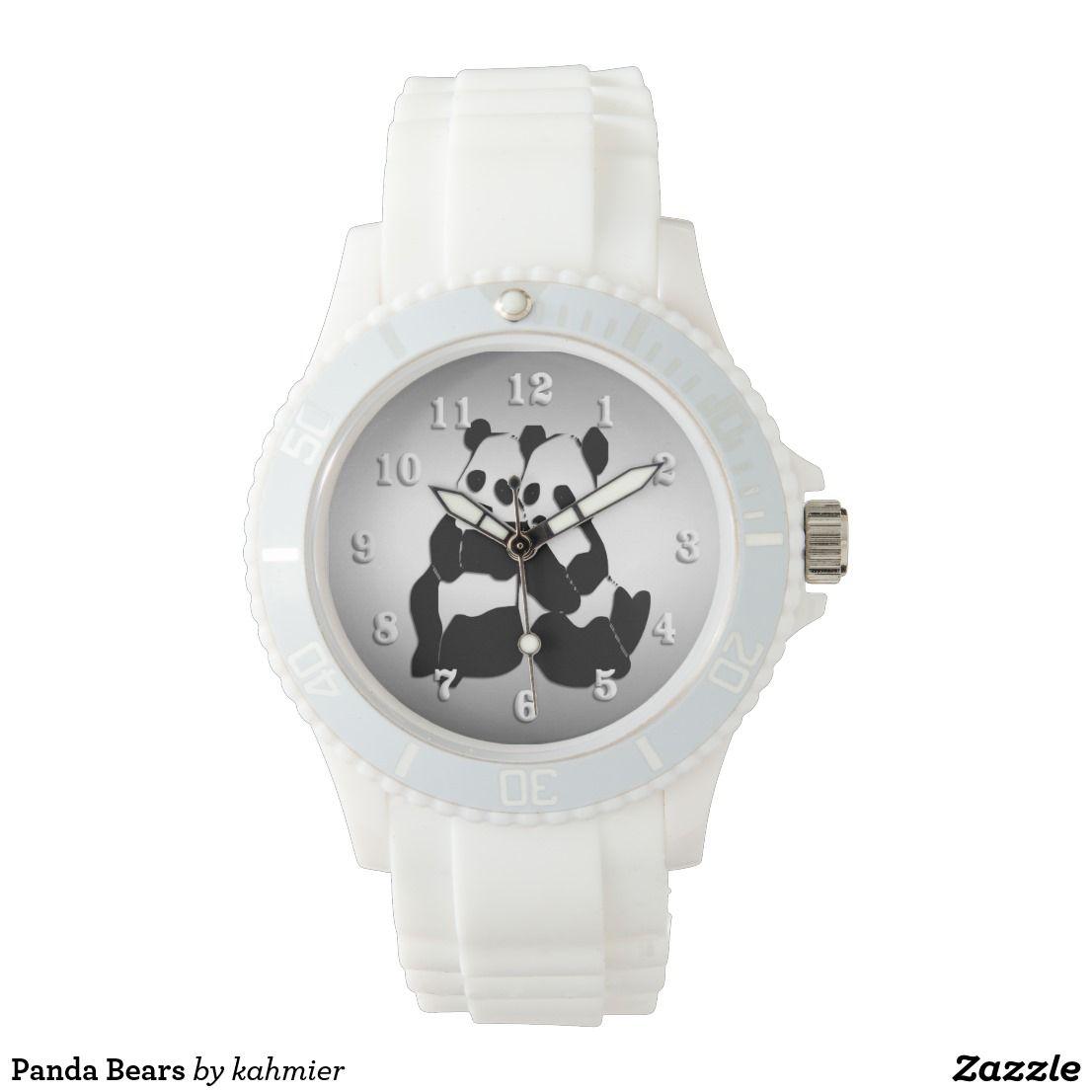 Panda Bears Wrist Watch 20 Off Children Products Pinterest Bear Pink