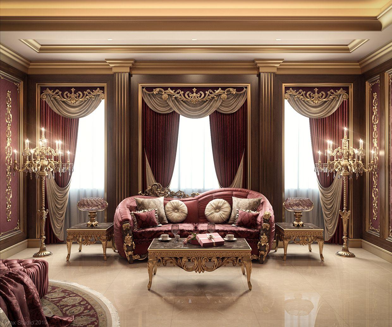 Royalum Curtain StylesWindow CurtainsMaster BedroomsClassic Esta
