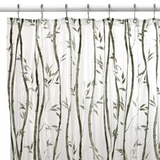 Bed Bath Beyond Shower Curtains Buy Stall Size Shower Curtains