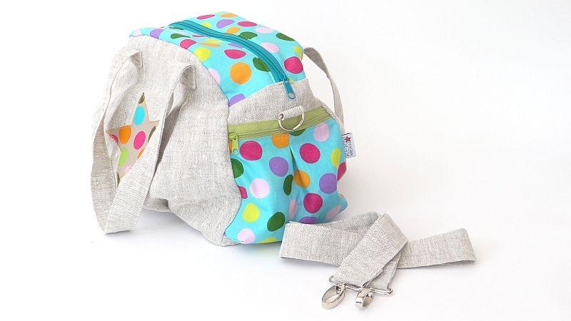 Kugeltasche – Taschenspieler sew-along 9