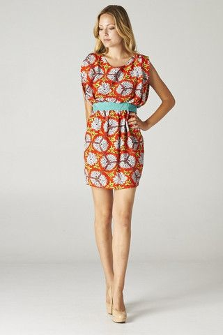 Fall Floral Dress - LaMaLu Boutique | Women's Online Clothing Boutique