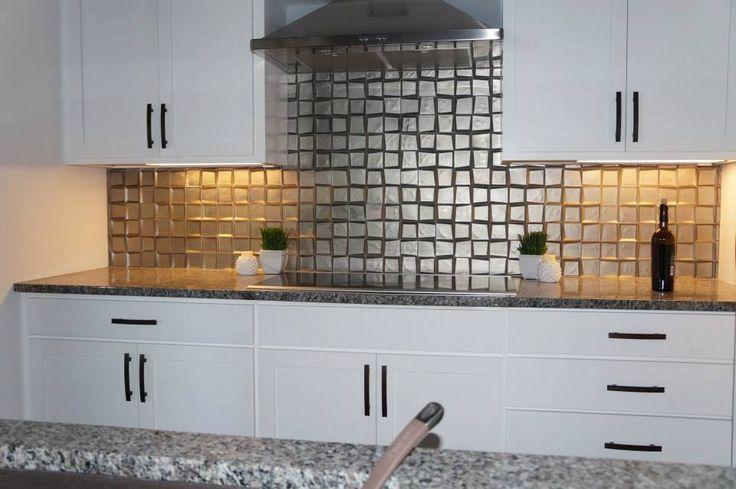 crossville s sideview glass tile on the backsplash tile and stone rh pinterest com