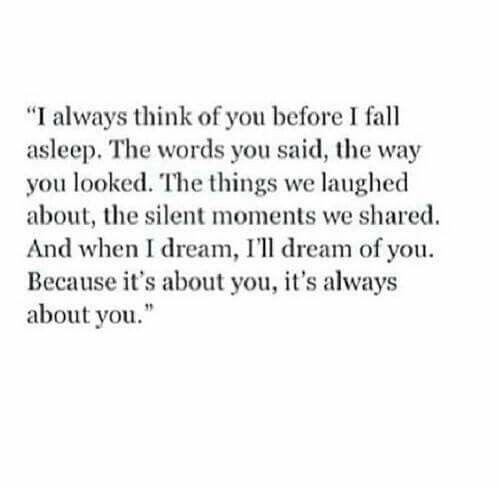 Always ..