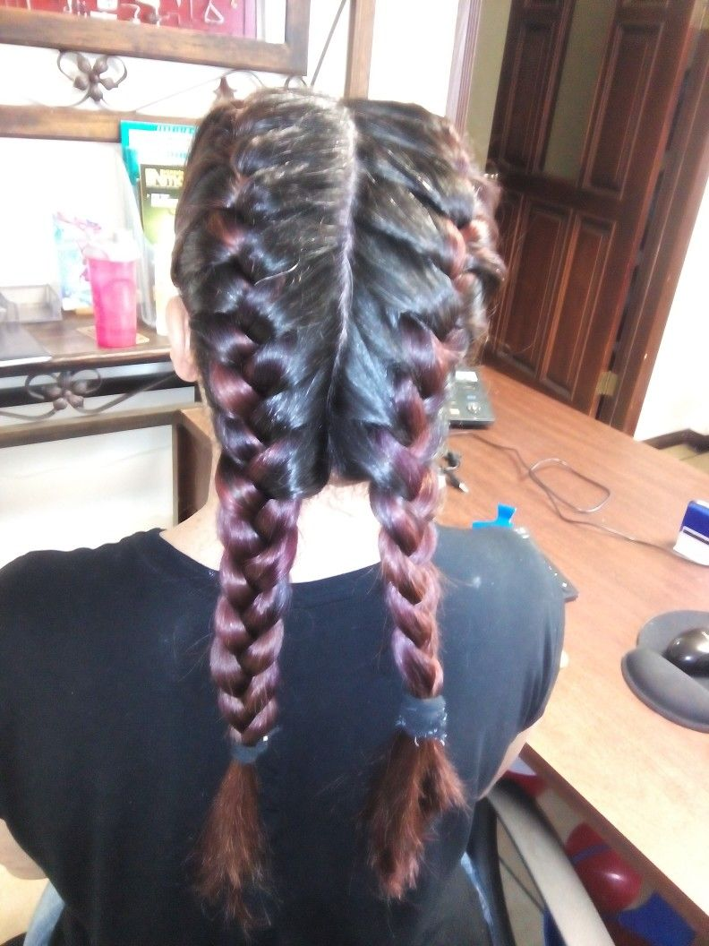 best images about trenzas on pinterest coiffures mermaids and
