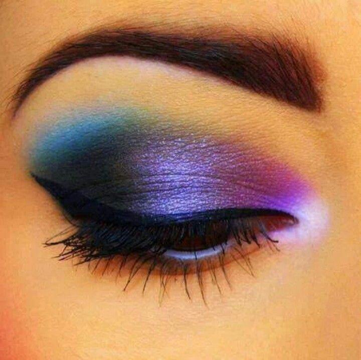 Amazing eye makeup sleek makeup eye make up